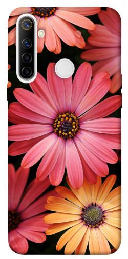 Чехол itsPrint Осенние цветы для Realme 6i