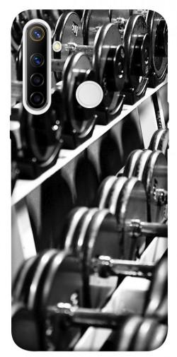 Чехол itsPrint Dumbbells для Realme 6i