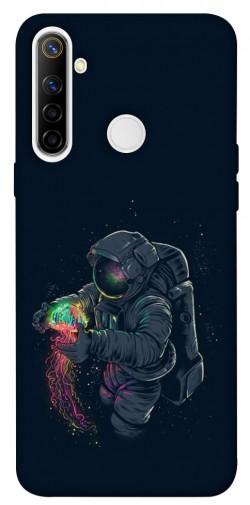 Чехол itsPrint Walk in space для Realme 6i