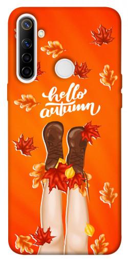 Чехол itsPrint Hello autumn для Realme 6i