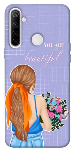 Чехол itsPrint You are beautiful для Realme 6i