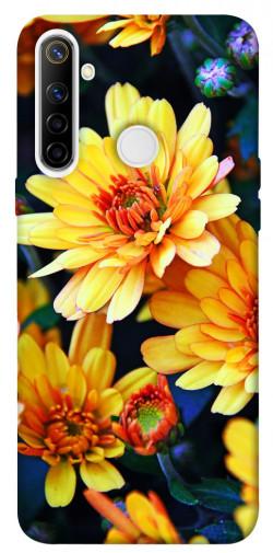 Чехол itsPrint Yellow petals для Realme 6i