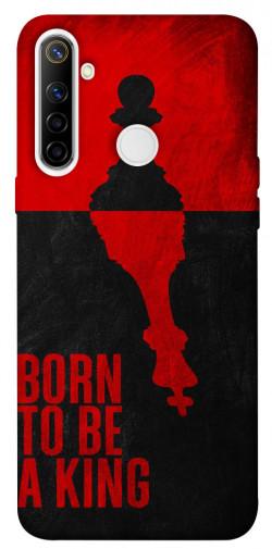 Чехол itsPrint Born to be a king для Realme 6i