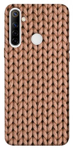 Чехол itsPrint Knitted texture для Realme 6i