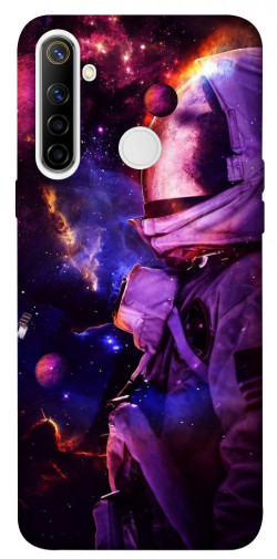 Чехол itsPrint Астронавт для Realme 6i