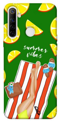 Чехол itsPrint Summer girl для Realme 6i