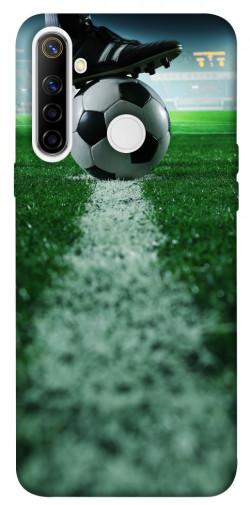 Чехол itsPrint Футболист для Realme 6i