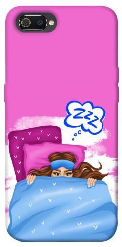 Чехол itsPrint Sleepу girl для Realme C2
