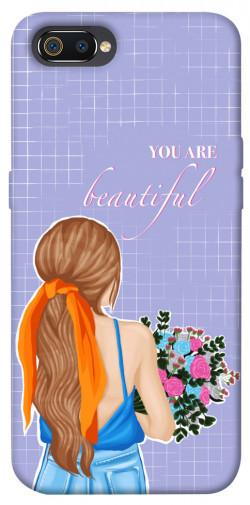 Чехол itsPrint You are beautiful для Realme C2