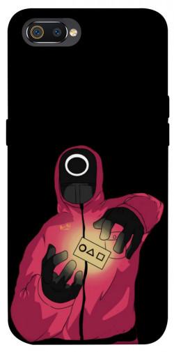 Чехол itsPrint Squid Game picture 9 для Realme C2