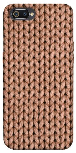 Чехол itsPrint Knitted texture для Realme C2