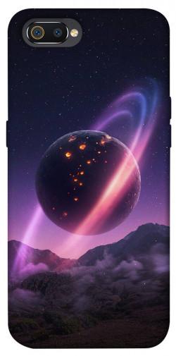 Чехол itsPrint Сатурн для Realme C2