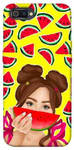 Чехол itsPrint Watermelon girl для Realme C2
