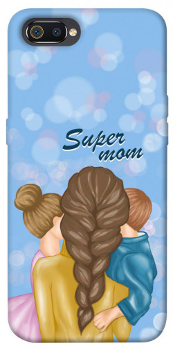 Чехол itsPrint Super mommy для Realme C2