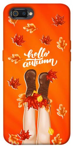 Чехол itsPrint Hello autumn для Realme C2