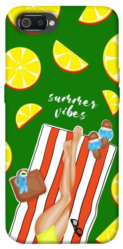 Чехол itsPrint Summer girl для Realme C2