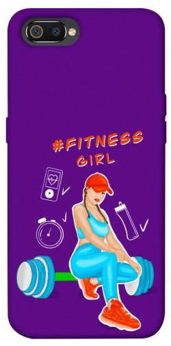 Чехол itsPrint Fitness girl для Realme C2