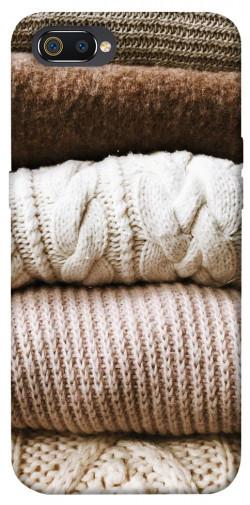 Чехол itsPrint Knitted aesthetics для Realme C2