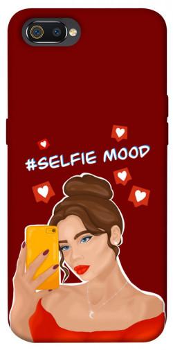Чехол itsPrint Selfie mood для Realme C2