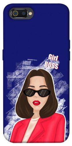 Чехол itsPrint Girl boss для Realme C2