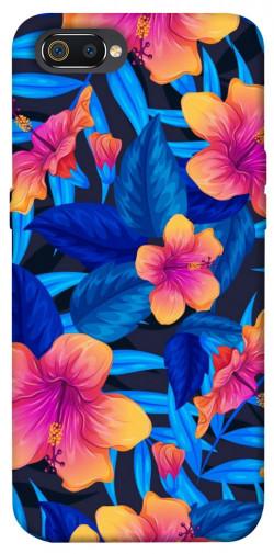 Чехол itsPrint Цветочная композиция для Realme C2