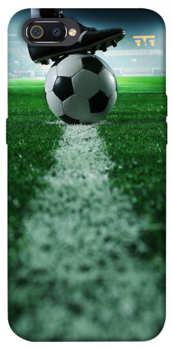 Чехол itsPrint Футболист для Realme C2