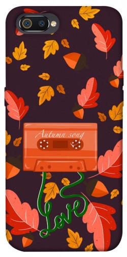 Чехол itsPrint Autumn sound для Realme C2