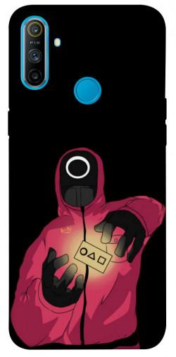Чехол itsPrint Squid Game picture 9 для Realme C3