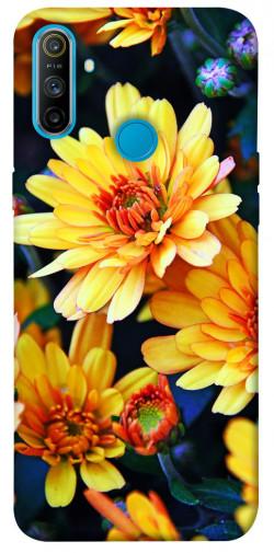 Чехол itsPrint Yellow petals для Realme C3