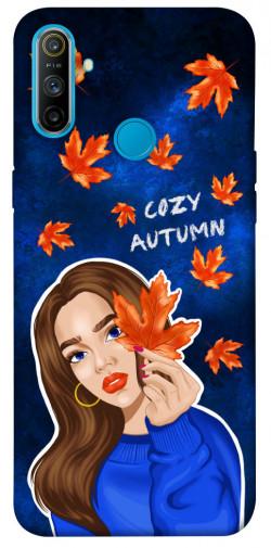 Чехол itsPrint Cozy autumn для Realme C3