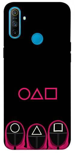 Чехол itsPrint Squid Game picture 5 для Realme C3