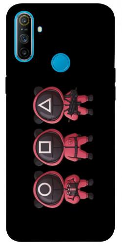 Чехол itsPrint Squid Game picture 6 для Realme C3