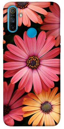 Чехол itsPrint Осенние цветы для Realme C3