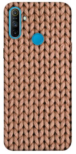 Чехол itsPrint Knitted texture для Realme C3