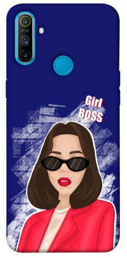 Чехол itsPrint Girl boss для Realme C3