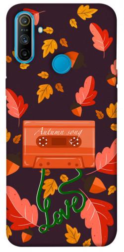 Чехол itsPrint Autumn sound для Realme C3