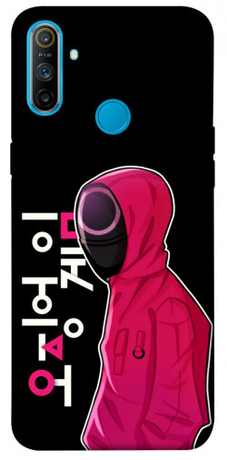 Чехол itsPrint Squid Game picture 7 для Realme C3