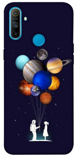 Чехол iPrint Галактика для Realme C3