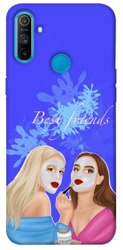 Чехол itsPrint Best friends для Realme C3