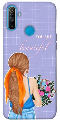 Чехол itsPrint You are beautiful для Realme C3