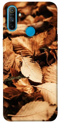 Чехол itsPrint Опавшая листва для Realme C3