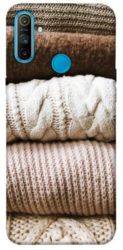 Чехол itsPrint Knitted aesthetics для Realme C3