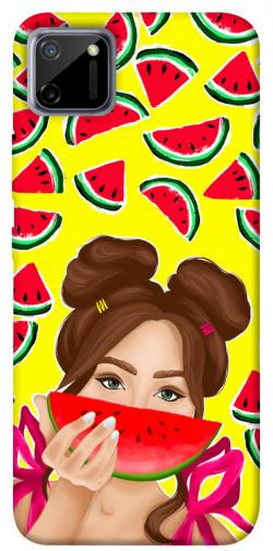 Чехол itsPrint Watermelon girl для Realme C11