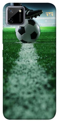 Чехол itsPrint Футболист для Realme C11