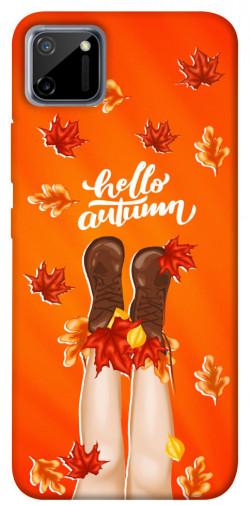 Чехол itsPrint Hello autumn для Realme C11