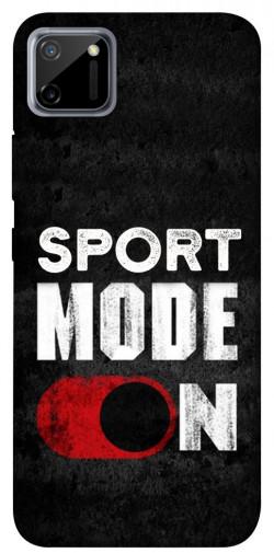 Чехол itsPrint Sport mode on для Realme C11