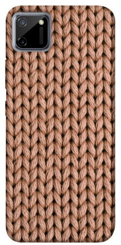 Чехол itsPrint Knitted texture для Realme C11