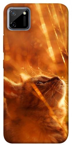 Чехол itsPrint Magic cat для Realme C11