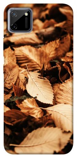 Чехол itsPrint Опавшая листва для Realme C11
