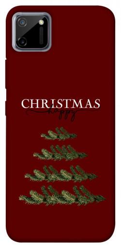 Чехол iPrint Счастливого Рождества для Realme C11